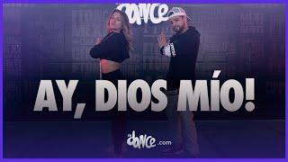 Ay, DiOs Mío! - KAROL G | FitDance Life (Official Choreography) | Dance Video