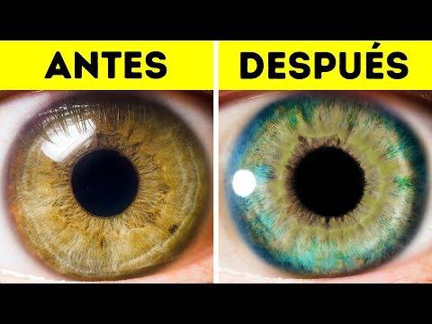 Estas 7 Cosas Pueden Cambiar El Color De Tus Ojos
