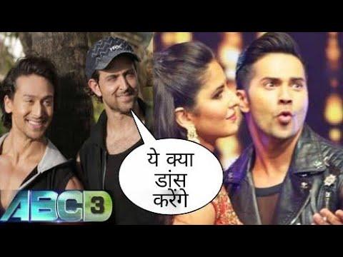 ABCD 3 Varun dhawan, की जगह Tiger shroff, Hritik Roshan को लेने की मांग, ABCD 3 Starcast