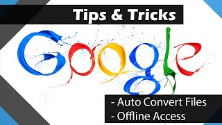 Google Drive - Tips And Tricks 01