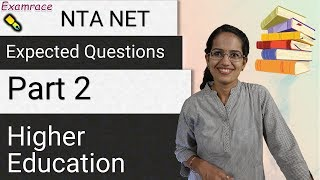 ❗ Expected Questions on Higher Education 2019 Set 2 (UPSC CSE/SSC/IBPS)