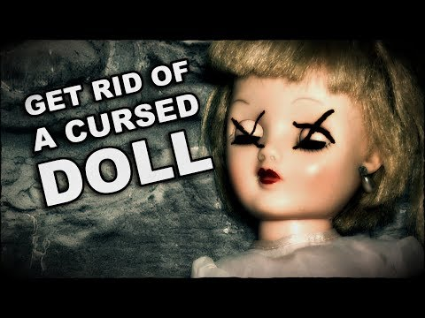 How To Banish A Demon From A Cursed Doll With A Potion