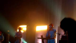 DEVO - Cold War (Clip) - The Vic Chicago 11-13-9