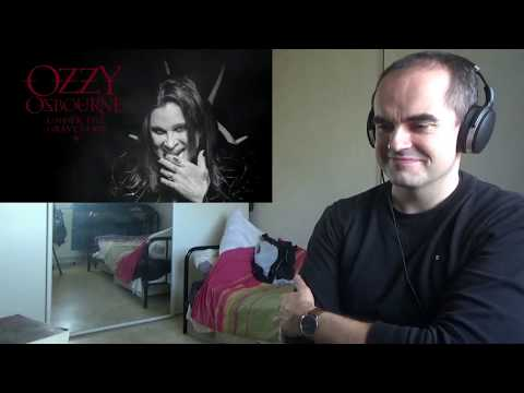 Ozzy Osbourne - Under The Graveyard Reaction