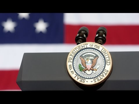 President Trump Delivers Remarks at CIA Headquarters
