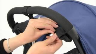 nano™ stroller instructional video  |  Mountain Buggy®