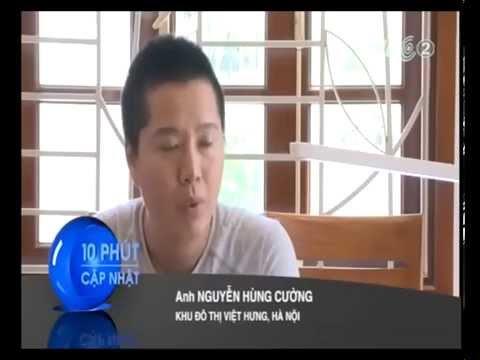 Phóng sự VTC về đèn bàn LED bảo vệ thị lực của Hàn Quốc