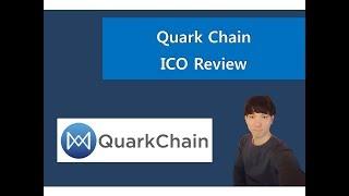 Quarkchain ICO Review (퀄크체인 ICO 리뷰)