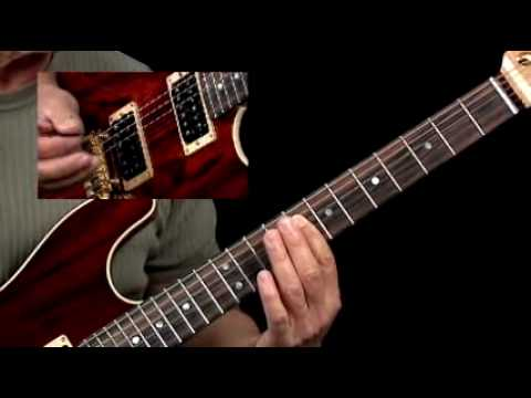 Blues Guitar Lessons - Big Blues & Beyond - C Blues Scale