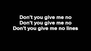 AC/DC - Can't stop Rock 'n' Roll (Lyrics)