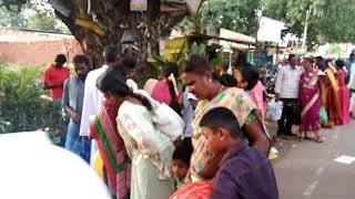 Aadi 18 Celebration during evening | Fully Crowded Mettur on Aadi 18 | மக்கள் வெள்ளம்