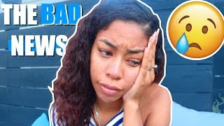 the bad news about my gender reveal...
