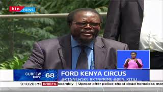 Drama as both factions that claim to be officials of FORD K files respective changes with the RPP