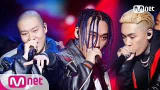Show Me The Money777 [7회] 김효은 - ′XXL′ (Feat. 딥플로우, Dok2) @1차 공연 181019 EP.7