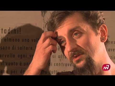 Ascanio Celestini con Pro Patria al Concordia di Marsciano