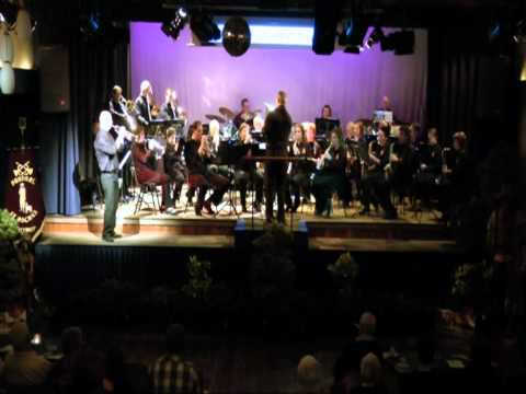 Raboconcert 2010 - Fanfareorkest met Blues for a killed cat