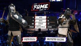 FAME MMA 1: Piotr Celej vs Krzysztof Olczak (Cała Walka)