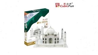 """""""Taj Mahal"""" - Puzzle 3D"""