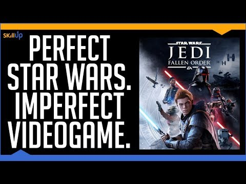Star Wars Jedi Fallen Order Feels Like Coming Home (Review) - YouTube video thumbnail