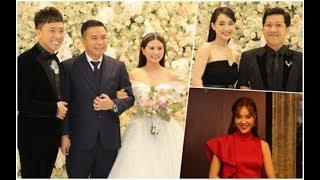 Trấn Thành và dàn sao khủng quậy tưng bừng đám cưới đạo diễn Nhất Trung