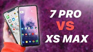 OnePlus 7 Pro vs iPhone XS Max! | FULL Comparison