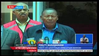 KTNLeo: Taifa yaomboleza kifo cha wakenya 39 katika ajali Naivasha