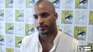 The 100 / The Hundred / Сотня, Ricky Whittle Interview - The 100 (CW) Season 2