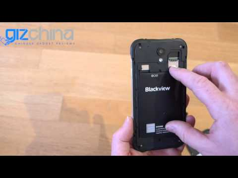 Blackview BV5000 Unboxing - GizChina.com