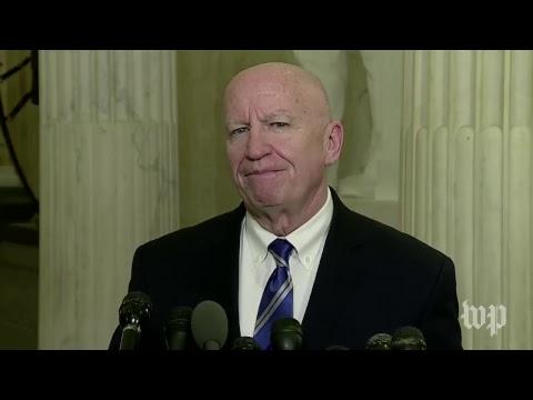 Brady holds a news conference on GOP tax plan