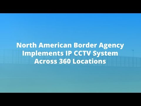Border Protection Agency Uses CLEER to Deploy IP Cameras
