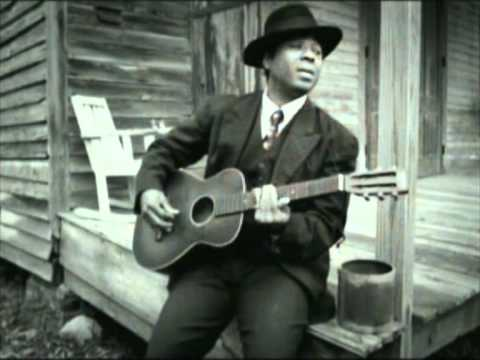 BLIND WILLIE JOHNSON - Dark was the night  (1927)