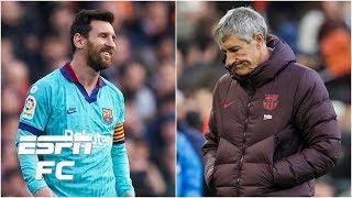 What's going wrong for Quique Setien's Barcelona? | La Liga