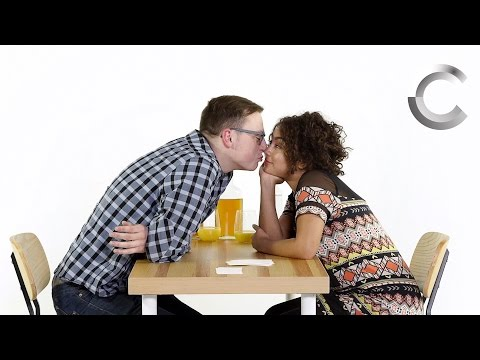 Blind Dates Play Truth or Drink