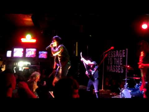 Message To The Masses - Darkness and I live in Tucson, AZ 2013