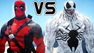 Anti Venom vs Deadpool - Epic Superheroes Battle   Death Match