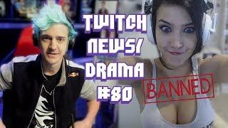 Twitch Drama/News #80 (Ninja on losing subs, CinCinBear Banned, SonicFox, Anthem Closed Beta)