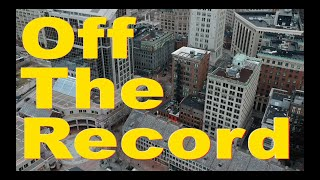 Off The Record Episode 1