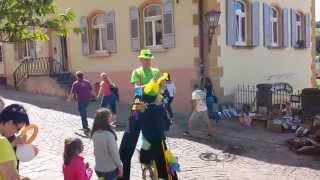 Dj Ballonzauberer Live Musik Kinderparty Zauberer Dj video preview