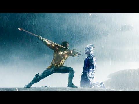 AQUAMAN VS. KING ORM Final Fight | Aquaman movie