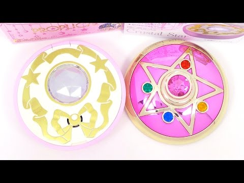 Sailor Moon Crystal Star Compact Proplica Review