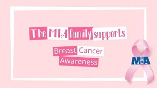 Breast Cancer Awareness Month 2019