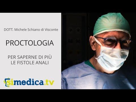 I sintomi adenoma prostatico e Video trattamento