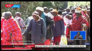 KTN Newsdesk 29th November 2016 - Kajiado Governor want new IEBC commissioners in office