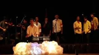 Musikalisasi Puisi MU 102 @ Mamuri 2016 : Kesabaran (Chairil Anwar)