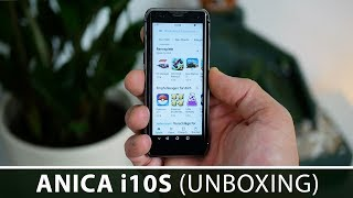 Anica i10s / K-Touch i10s - TOP Mini Smartphone inkl. GOOGLE Support?! (Unboxing) | Techupdate