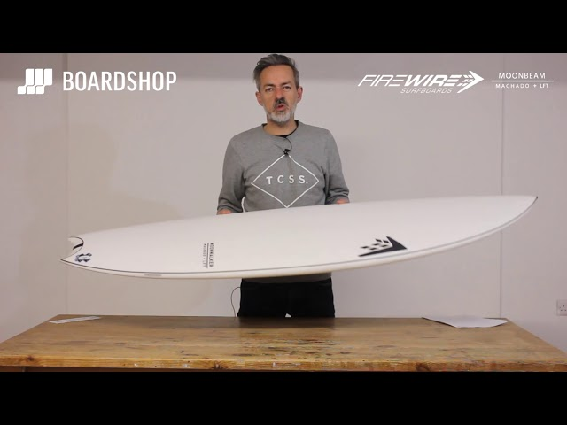 Firewire LFT Moonbeam Surfboard Review