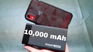 Pocket Juice 10,000 mAh Portable Charger