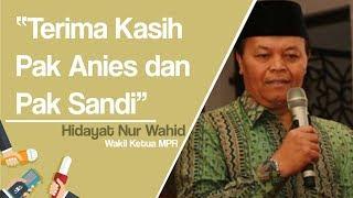 Anies Baswesan Luncurkan Rumah DP 0 Rupiah, Hidayat Nur Wahid: Bukan Sekedar Janji untuk Dapat Suara