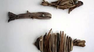 Driftwood Craft Decor Ideas