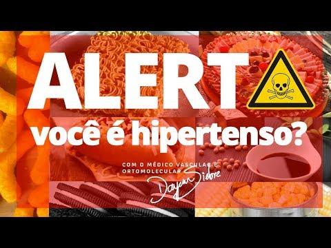 Dieta angiopatia hipertensiva